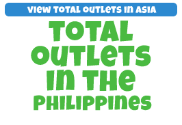 View Total Outlets in Asia