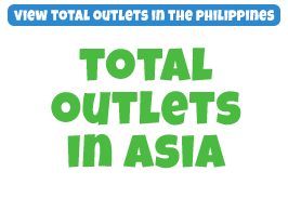 View Total Outlets in the Philippines